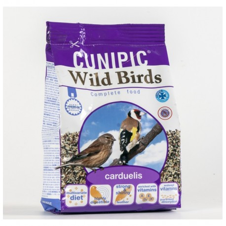 Cunipic pienso para aves silvestres