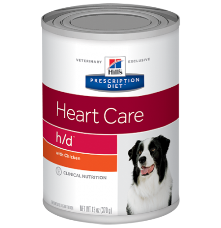 Hill's prescription diet canine h/d con pollo (lata)