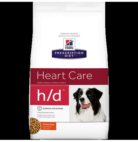 Hill's prescription diet canine h/d sabor a pollo