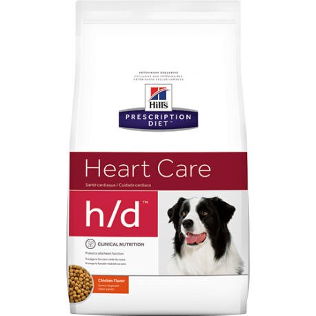 Hill's prescription diet canine h/d sabor a pollo
