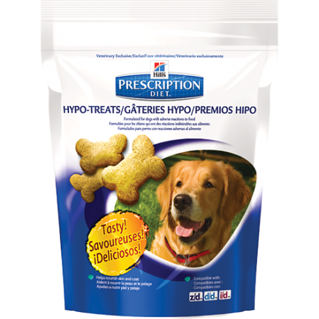 Hill's prescription diet canine hypoallergenic treats (premios)
