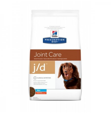Hill's prescription diet canine j/d mini con pollo