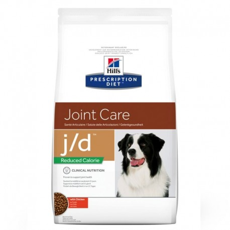 Hill's prescription diet canine j/d reduced calorie con pollo