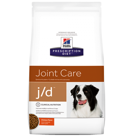 Hill's prescription diet canine j/d sabor pollo