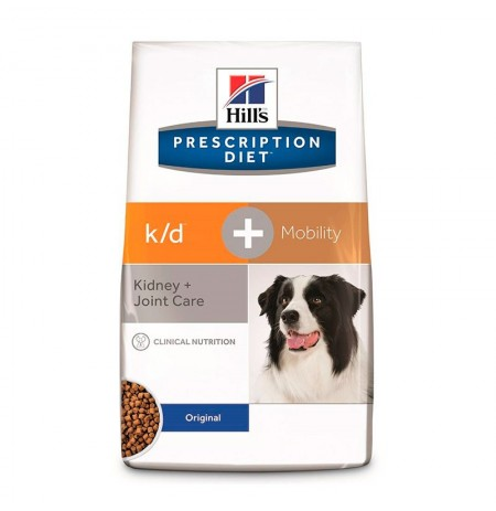 Hill's prescription diet canine k/d + mobility