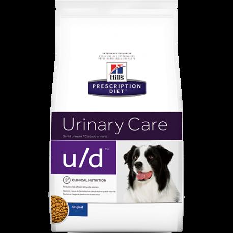 Hill's prescription diet canine u/d urinary care