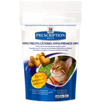 Hill's prescription diet feline hypoallergenic treats (premios)