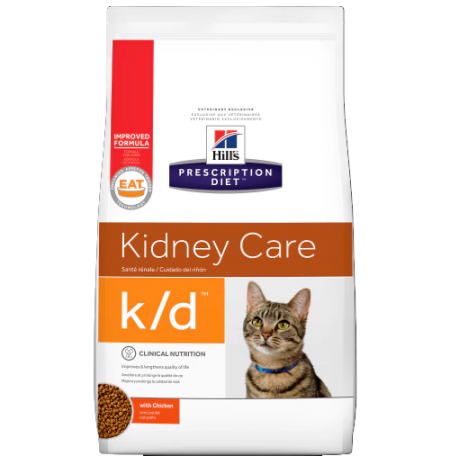Hill's prescription diet feline k/d