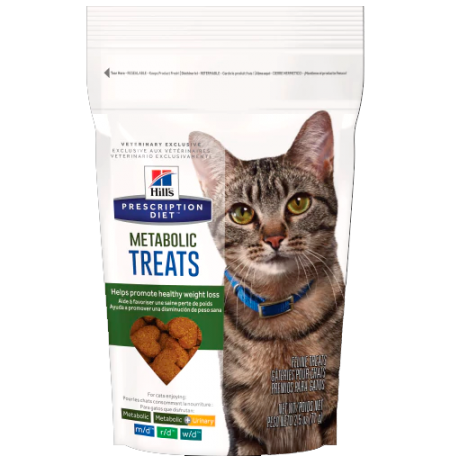 Hill's prescription diet feline metabolic treats (premios)