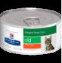 Hill's prescription diet feline r/d sabor pollo (lata)
