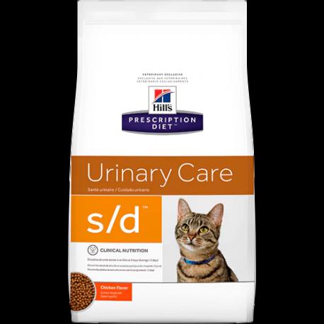 Hill's prescription diet feline s/d sabor pollo