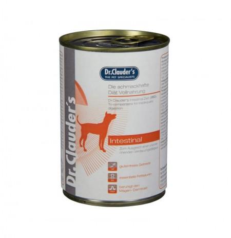 Lata dieta húmeda intestinal dr.clauder's para perros