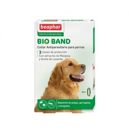 Collar bio band repulsivo para perros