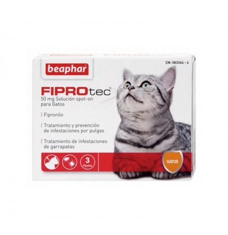 Fiprotec pipetas para gatos