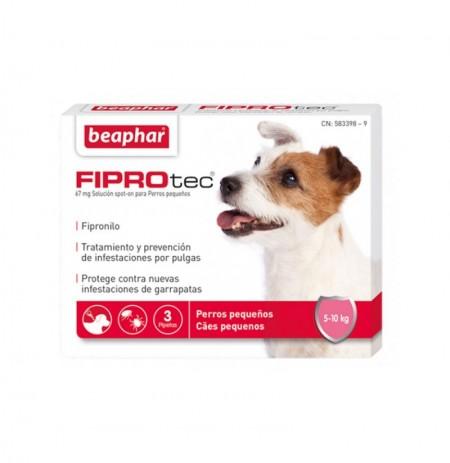 Fiprotec pipetas perros pequeños (2-10 kg)