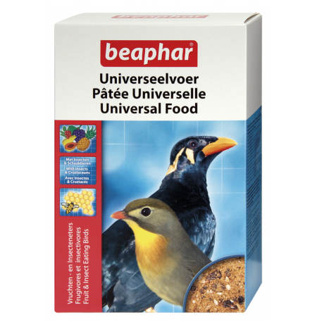 Alimento universal aves