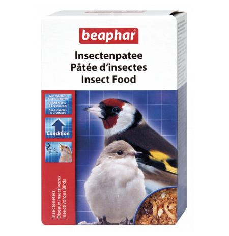 Beaphar pasta de insectos