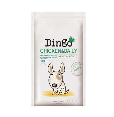 Dingo adult chicken & daily