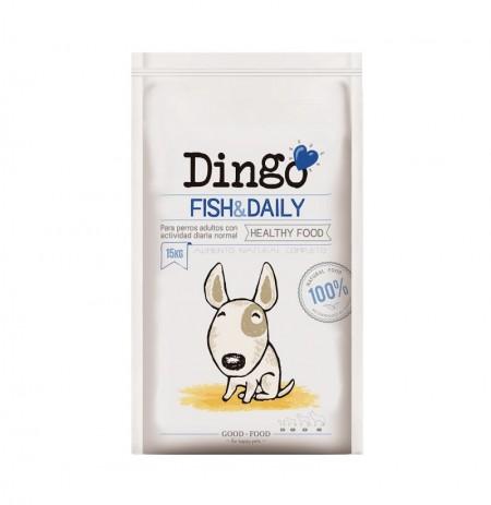 Dingo fish & daily (pescado)