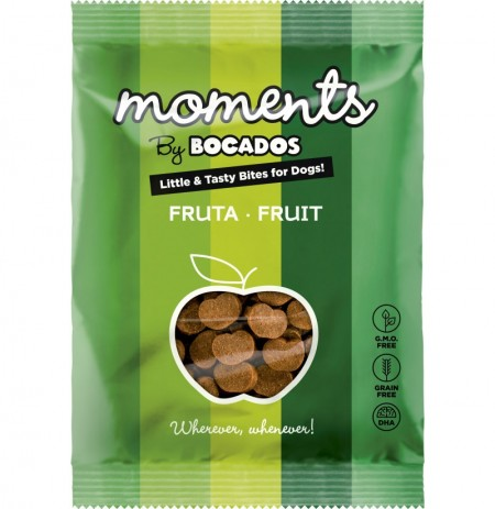 Moments fruta snack by bocados