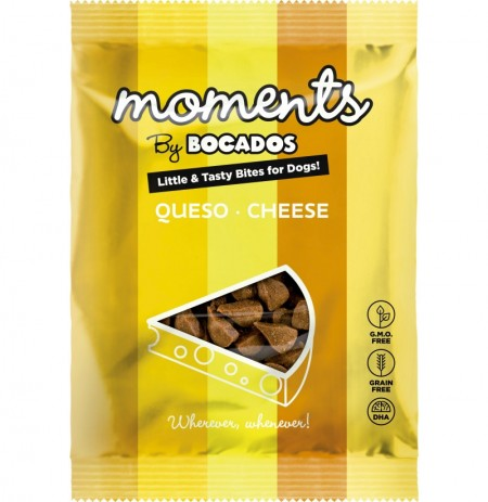 Moments queso snack by bocados