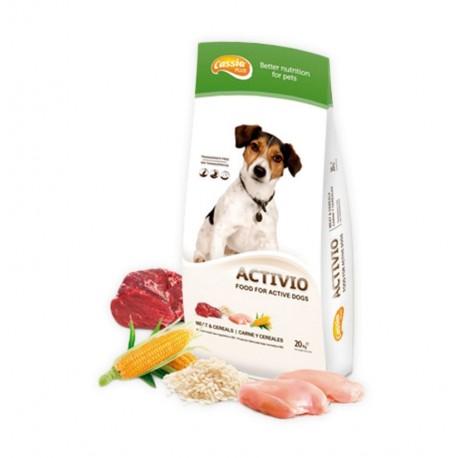 Pienso cassia activio para perros alta energ a - Pienso para perros de caza ...