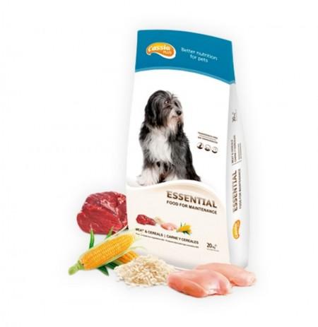 Pienso cassia essential para perros con actividad normal