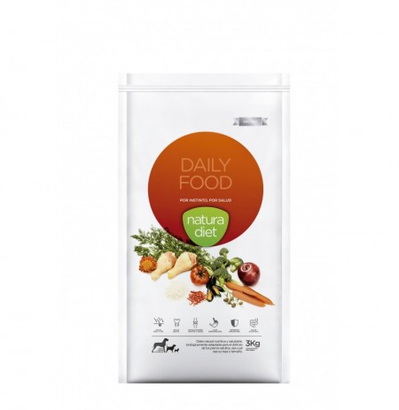 Natura diet daily food mantenimiento
