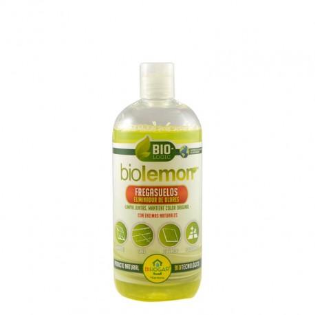 Microdor bio lemon friegasuelos elimina olores