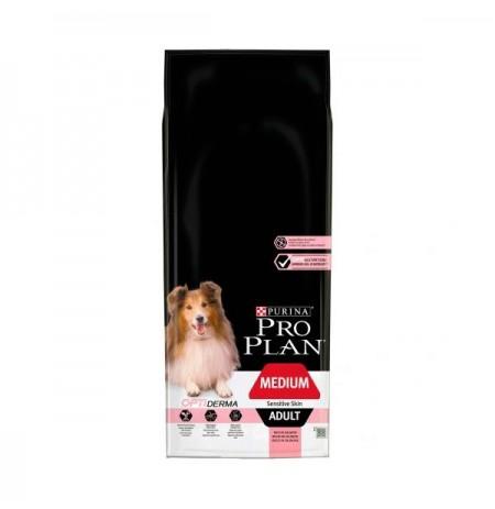 Purina pro plan piel sensible perro adulto mediano