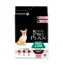 Purina pro plan piel sensible perro adulto small y mini