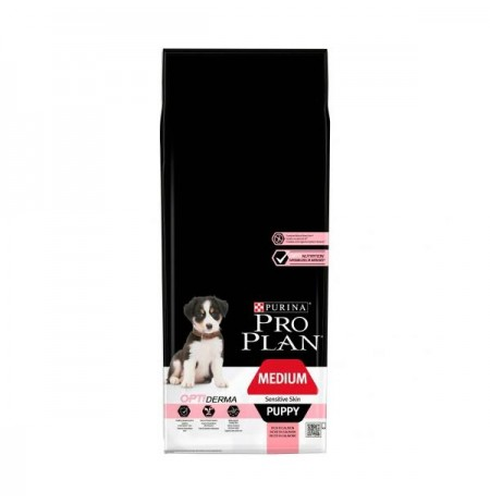 Purina pro plan piel sensible puppy mediano