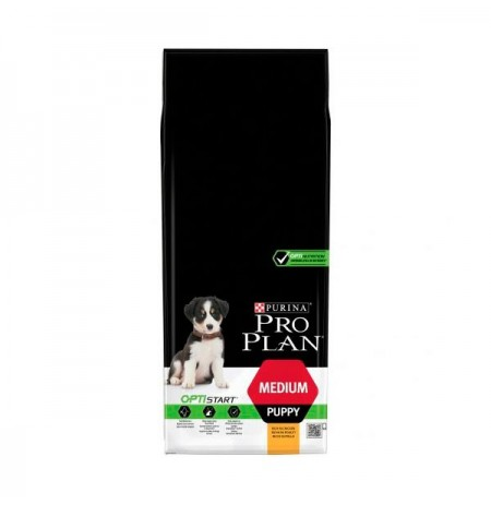 Purina pro plan puppy optistart mediano