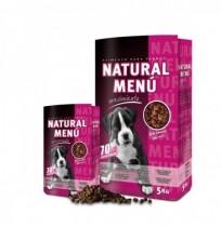 Natural menú crecimiento cachorro