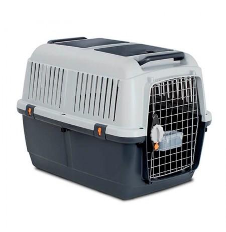 Transportín iata para perro 25-50kg nayeco bracco travel 6