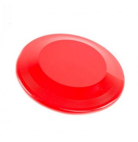 Frisbee disco volador de plástico juguete para perros 22,5cm
