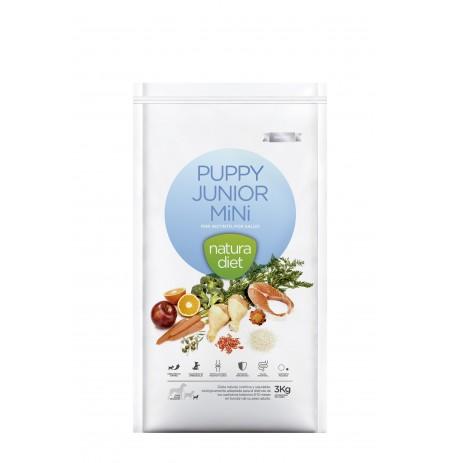 Natura diet puppy junior mini (razas pequeñas)