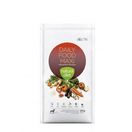 Natura diet daily food maxi mantenimiento