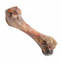Hueso de jamón ibérico natural hobbitalf para perros