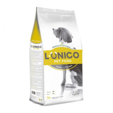 L-unico adult chicken (pollo)
