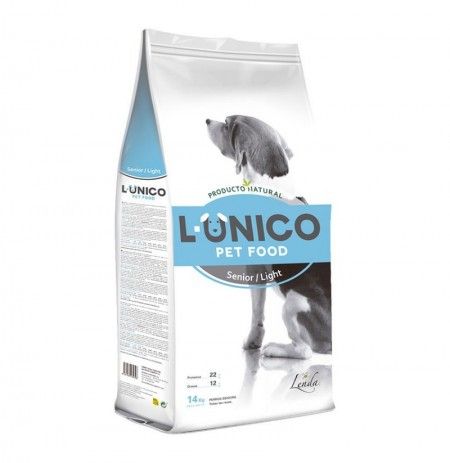 L-unico senior light (perros ancianos o sobrepeso)