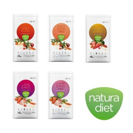 Pack degustación natura diet sabores