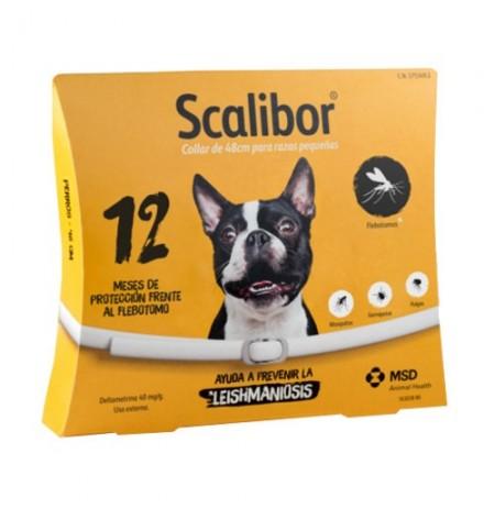 Collar Scalibor 12 Meses para perros