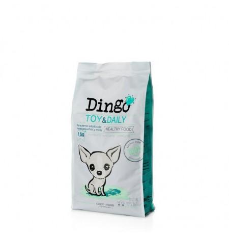 Dingo toy & daily (razas pequeñas y minis)