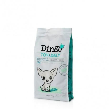 Saco pienso Dingo toy & daily de Dingonatura