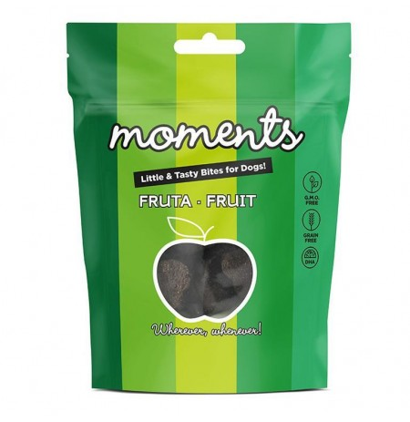 Moments fruta snacks para perros
