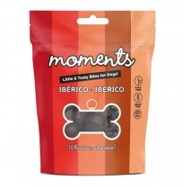 Snacks Semi-húmedos Moments Ibérico de Dingonatura