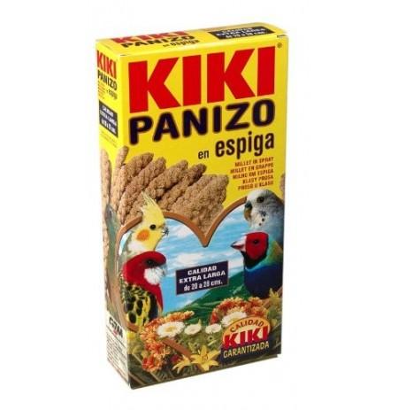 Kiki panizo en espiga 100g para pájaros