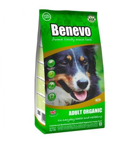 Benevo organic pienso vegano para perros adultos