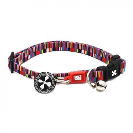 Max & molly collar shopping time para gatos